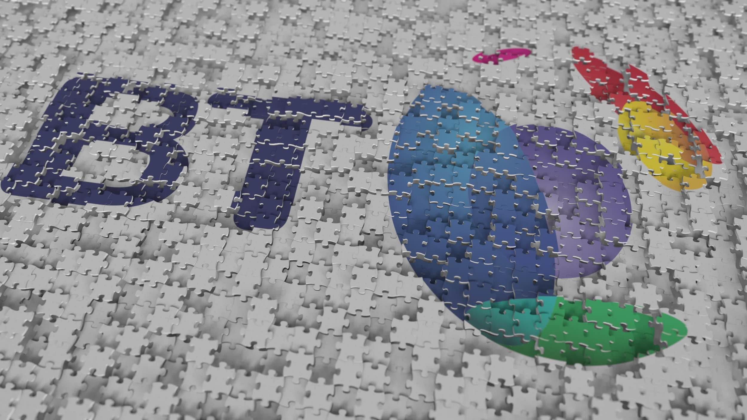 BT Logo Jigsaw