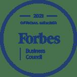 Forbes Netify Circle Badge
