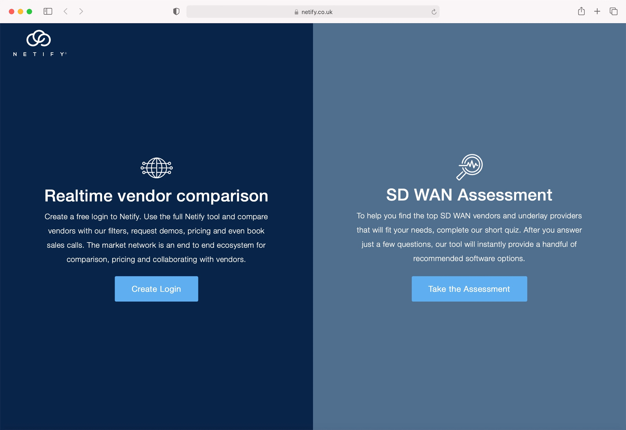 SD WAN Vendor Comparison options 2