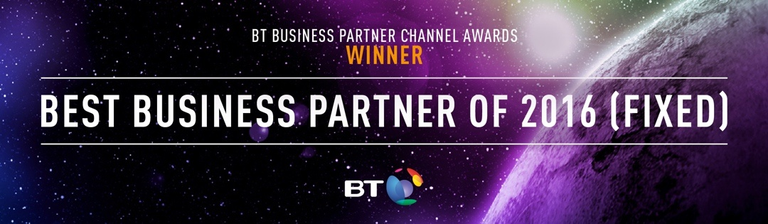 Network Union - BT Partner of the Year
