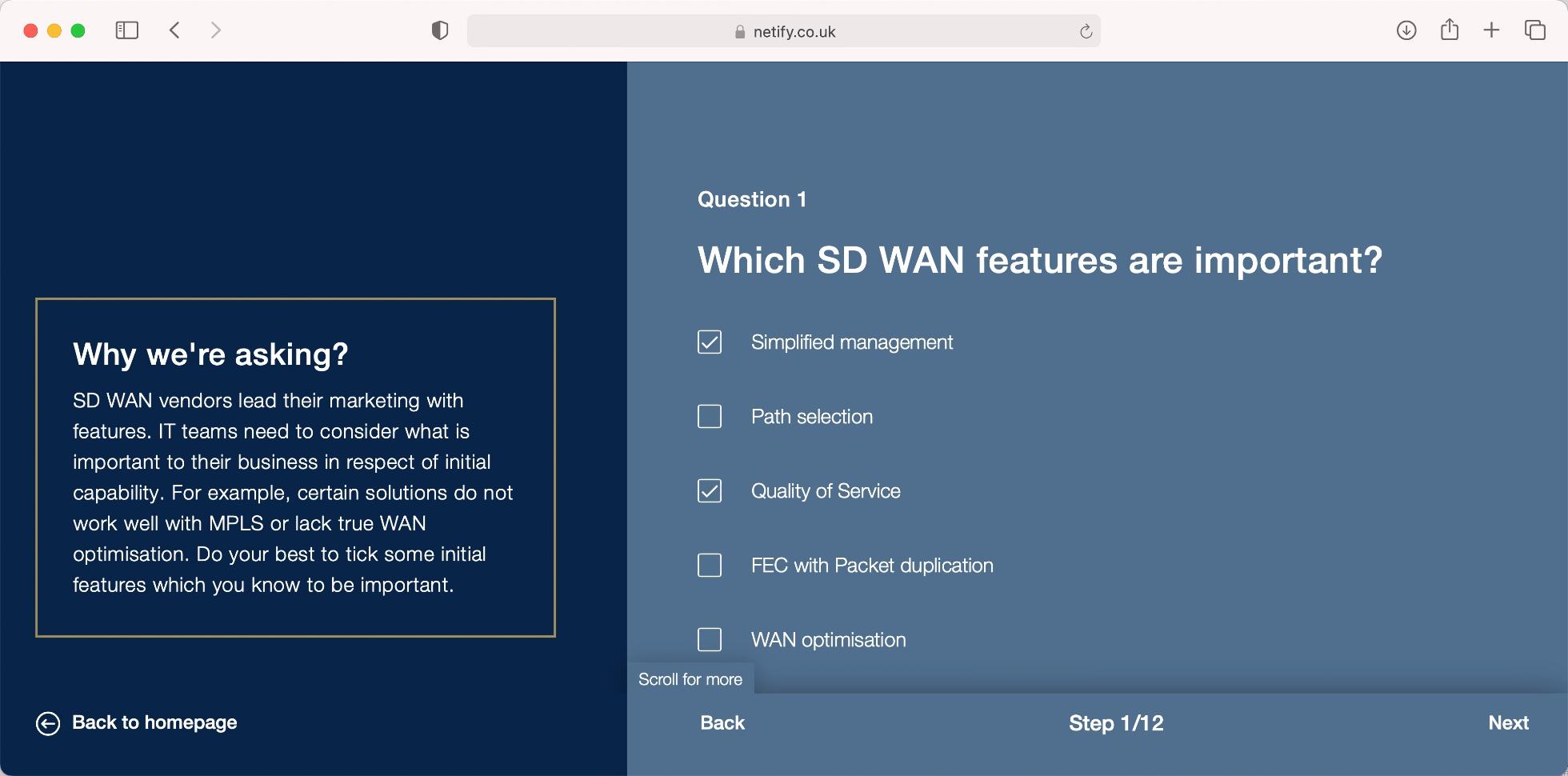SD WAN Vendor Comparison-1