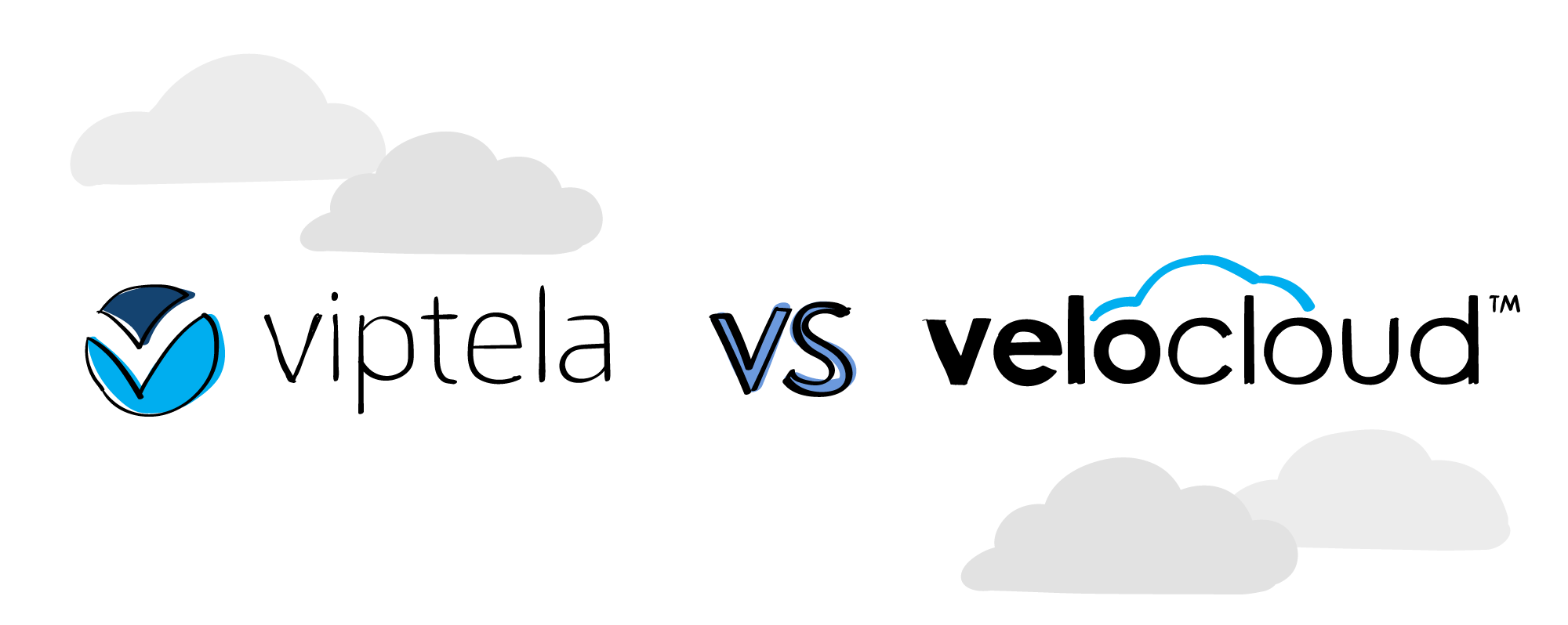What are the differences between Cisco Viptela vs VeloCloud?